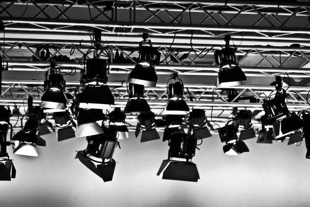 Vorhang auf / Foto: Nils Hendrik Mueller