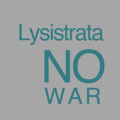"""Lysistrata - no war"" von Thomas Gehrke"