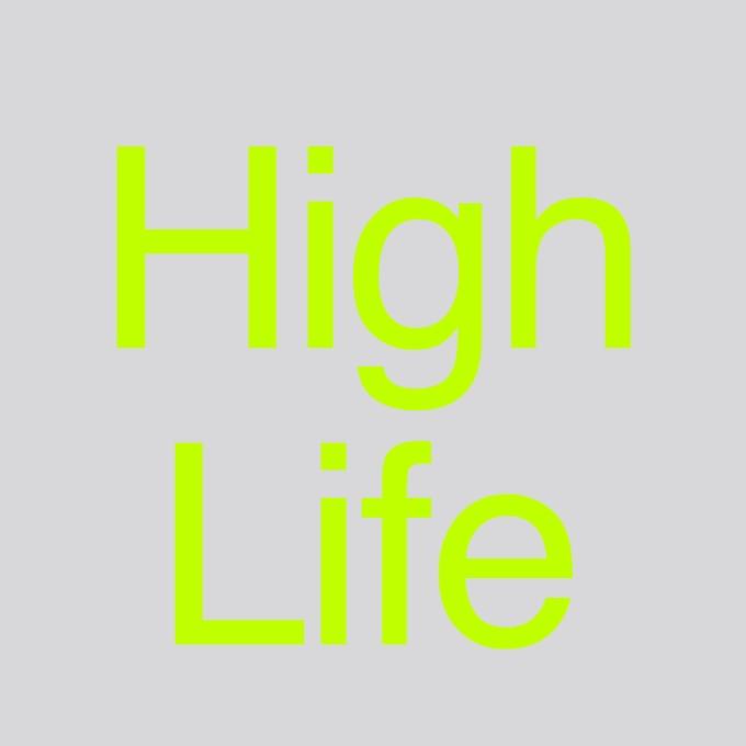 """""""High Life"""" von Doris Klein"""