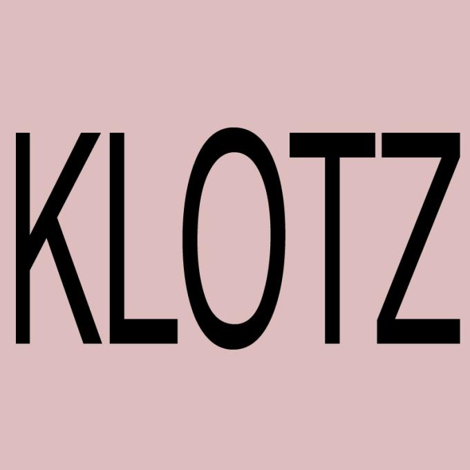 """""""Klotz"""" von Eckard Klages"""