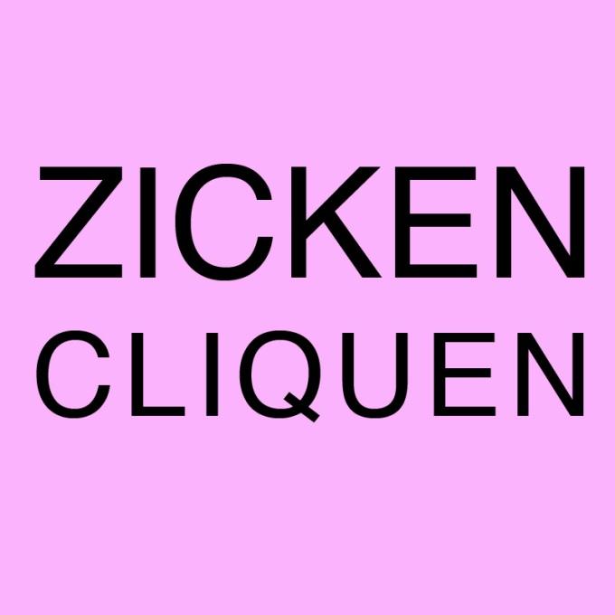 """""""Zicken-Cliquen"""" von Eckard Klages"""