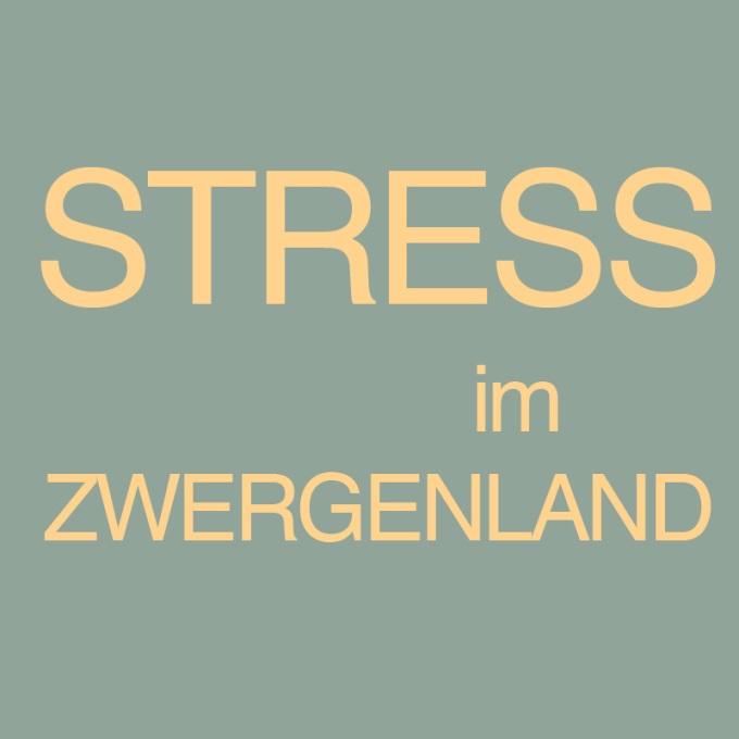 """""""Stress im Zwergenland"""" von Walter Kühn"""