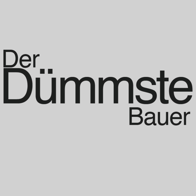 """""""Der dümmste Bauer ..."""" von Christof Kämmerer"""