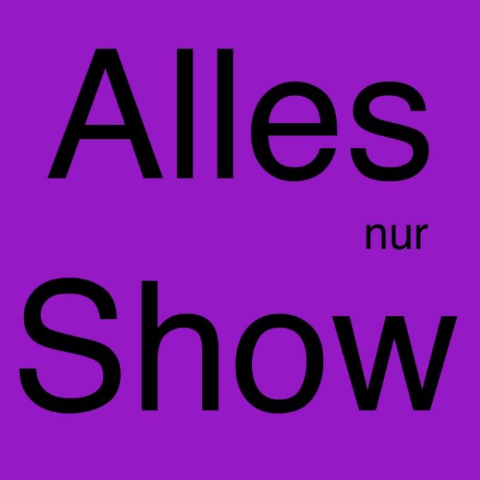 """""""Alles nur Show"""" von Jenny Wölk"""