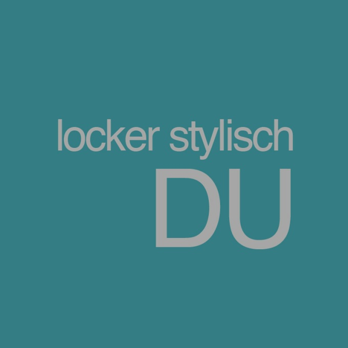 """Locker stylisch - du"" von Barbara Peters"