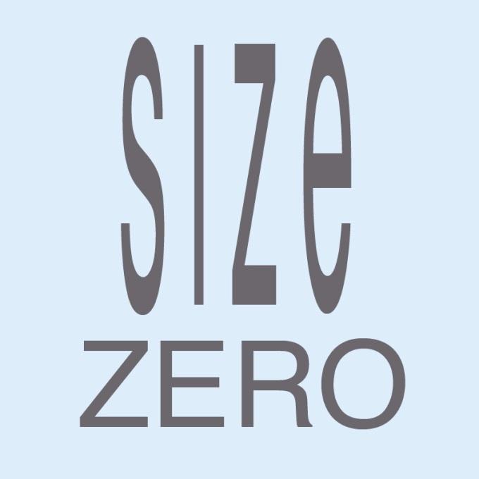 """""""Size Zero"""" von Fiona Raker"""