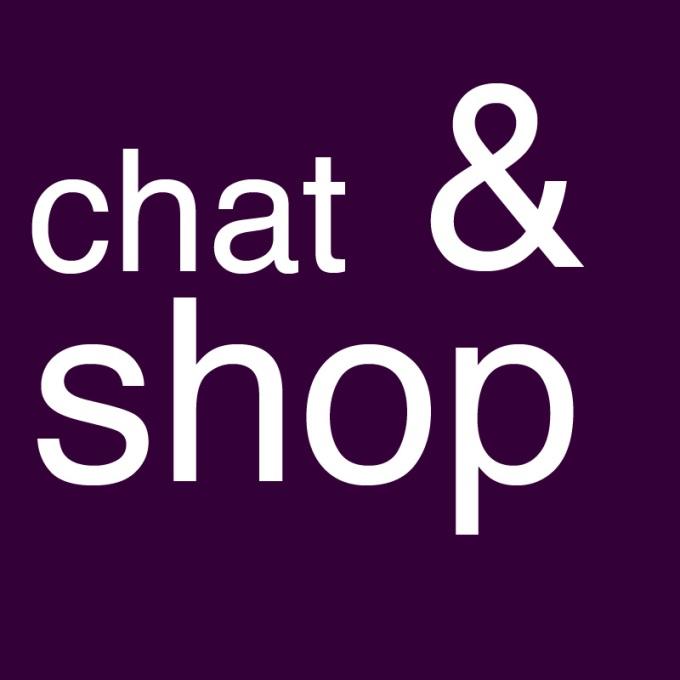 """""""chat & shop"""" von Jutta Rehpenning"""