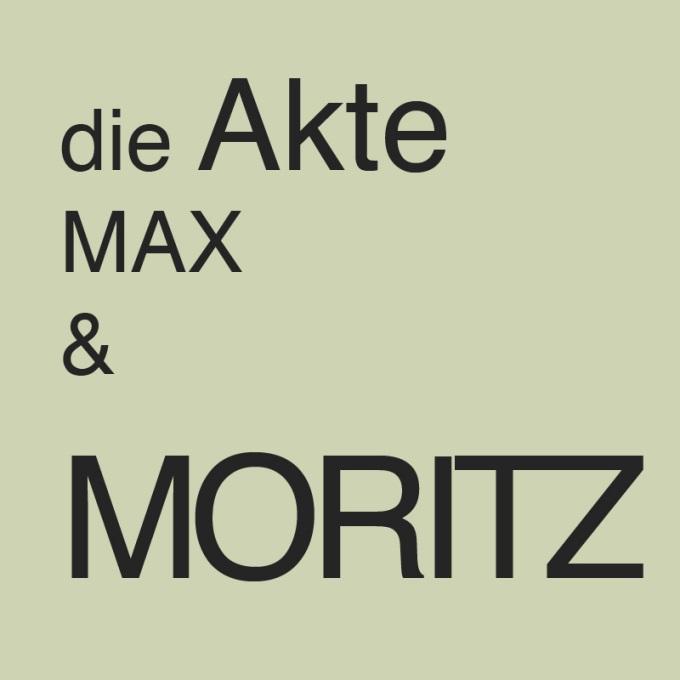 """""""Die Akte Max und Moritz"""" von Franzi Klingelhöfer"""