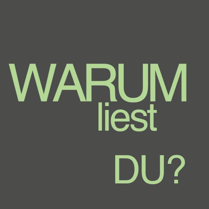 """""""Warum liest du?"""" von Ludwig C. Winter"""