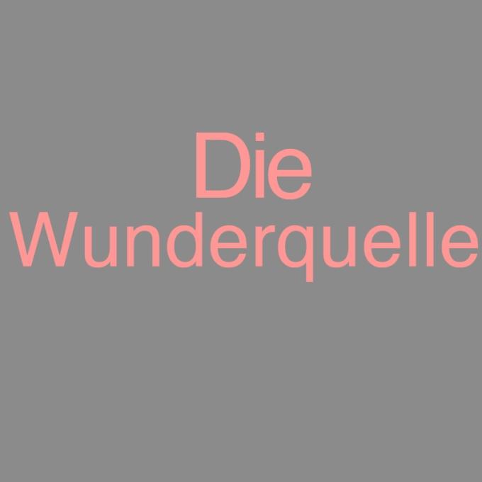"""""""Die Wunderquelle"""" von Egon Busch"""