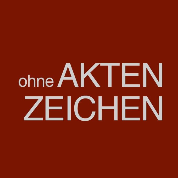"""""""Ohne Aktenzeichen"""" von Ute Ramb"""