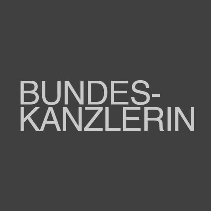"""""""Bundeskanzlerin"""" von Thor Truppel"""