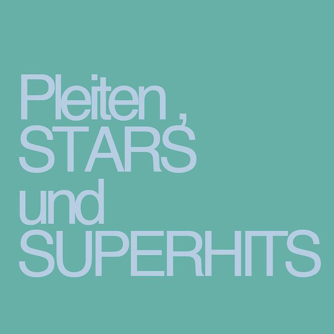 """""""Pleiten, Stars und Superhits"""" von Judith Weidl"""