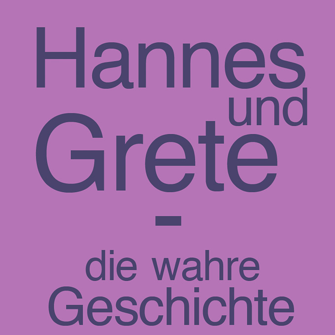 """""""Hannes und Grete"""" von Annette Suttkus"""