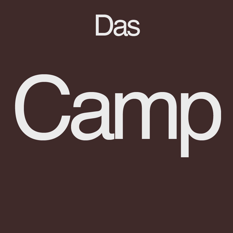 Andreas Kalk: das Camp