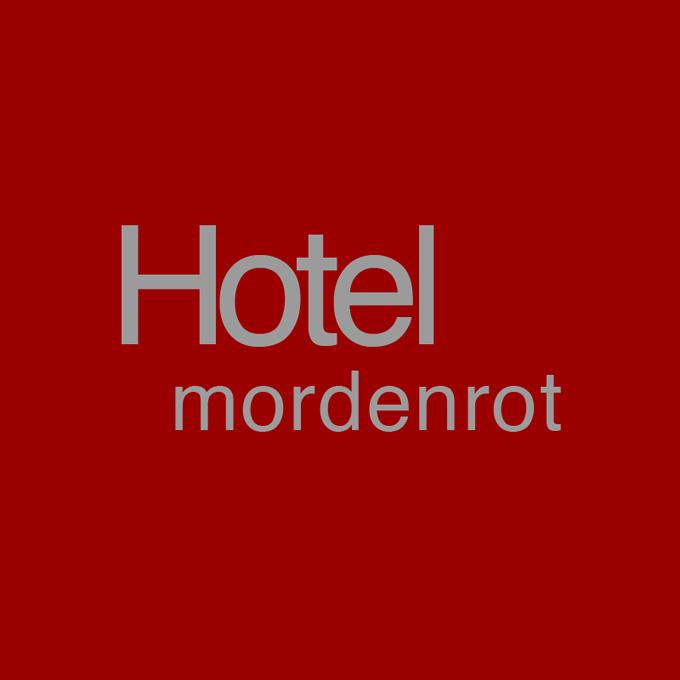 """Hotel Mordenrot"" von Francis Histon"