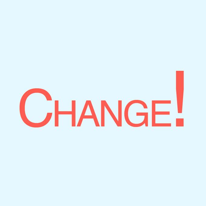 """""""Change!"""" von Susanne Petrovic- Farah"""