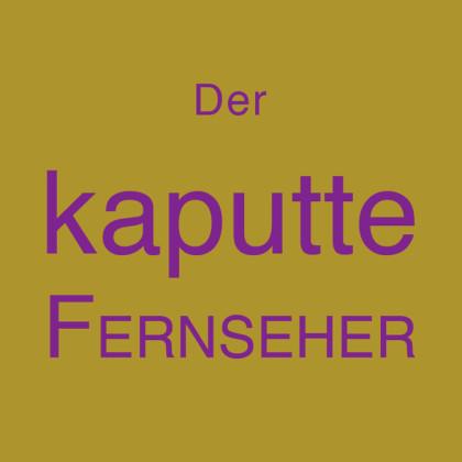 """""""Der kaputte Fernseher"""" von Kerstin Zimpel"""