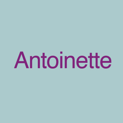 """""""Antoinette"""" von Daniel Haw"""