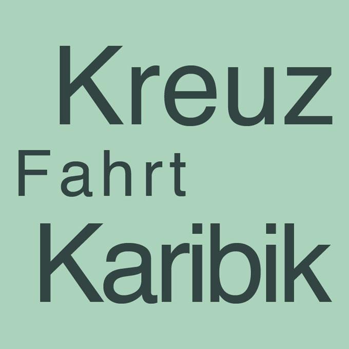 """""""Kreuz Fahrt Karibik"""" von Stefan Grimm"""