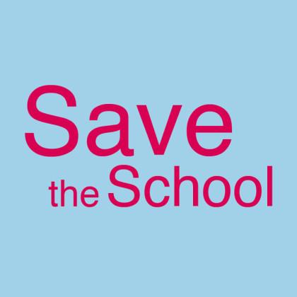 """""""Save the School"""" von Asrid Hoffmann"""