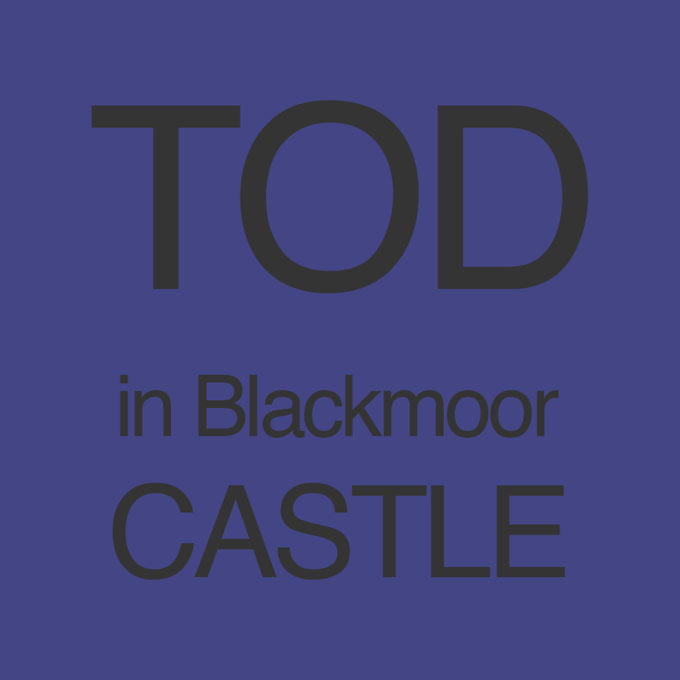 """ Tod in Blackmoor Castle"" von B.K. Jerofke"
