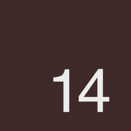 """"""" 14 """" von Volker Zill"""
