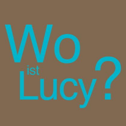 """"""" Wo ist Lucy? """" von Andreas Galk"""