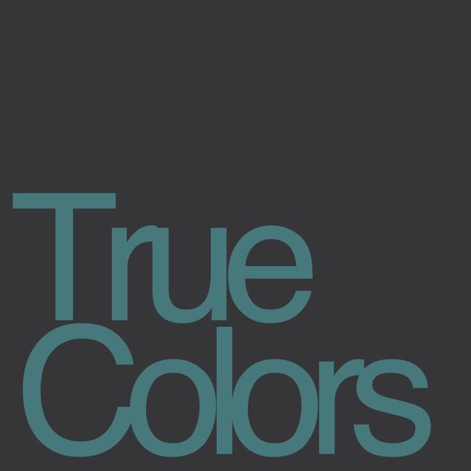 """ True Colors "" von Georg Goeggel"