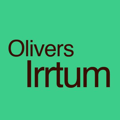 """""""Olivers Irrtum"""" von Heijko Bauer"""