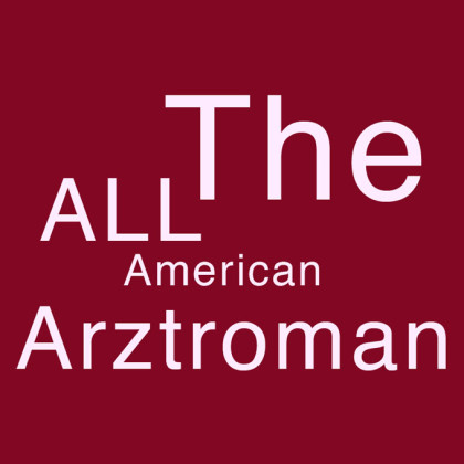 """ The All American Arztroman "" von Christoph Tiemann"