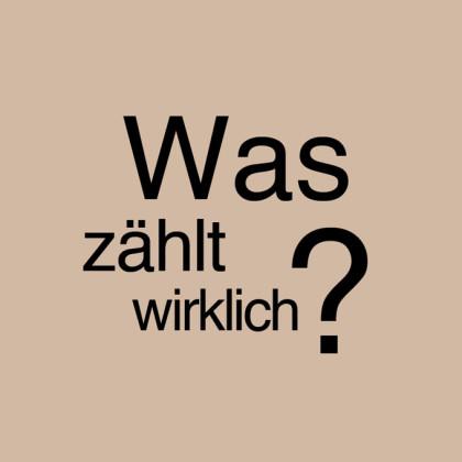 """"""" Was zählt wirklich? """" von Gerit Eder"""