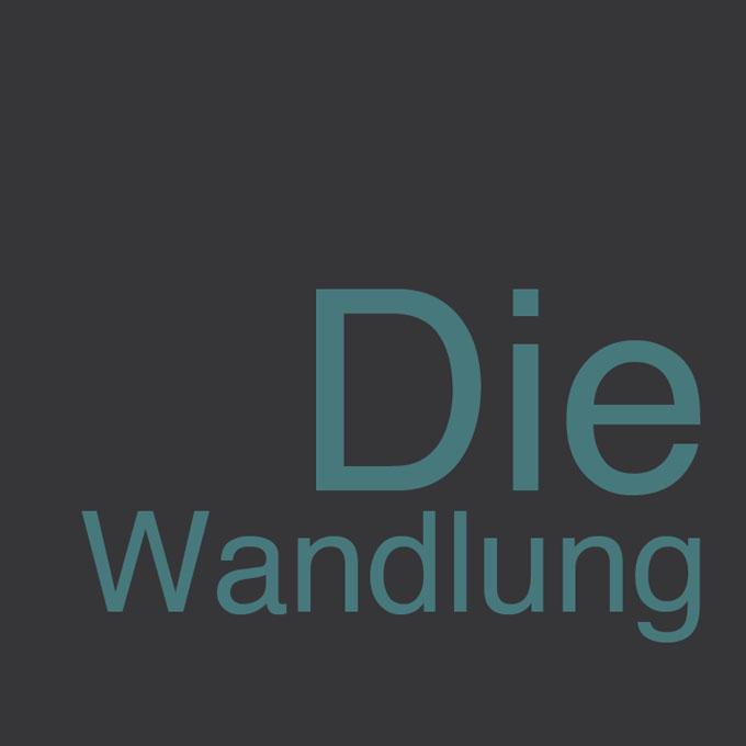 """"""" Die Wandlung """" von Ralf Rutz"""