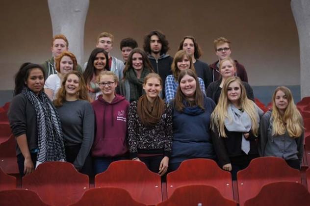 12. Klasse Waldorfschule Müheim a.d. Ruhr