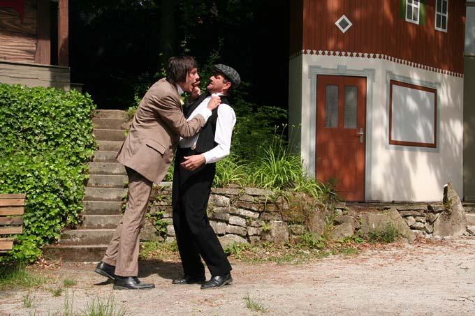 Der Revisor kommt - Naturtheater Renningen