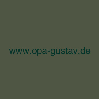 """ www.opa-gustav.de "" von Falk Reuter"