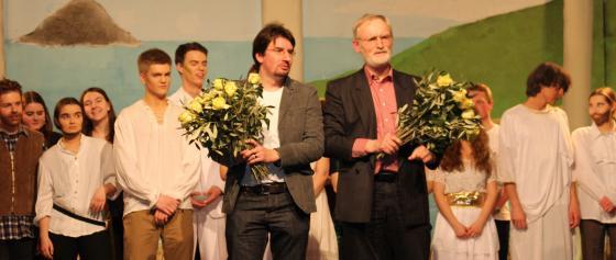 Oberstufen Theater AG Gymnasium Neu Wulmstorf