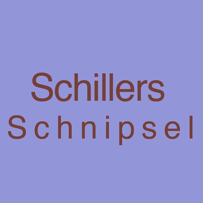 """""""Schillers Schnipsel"""" von Eckard Wurm"""