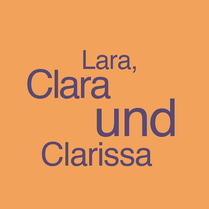"""""""Lara, Clara und Clarissa"""" von Olaf Nüsser"""