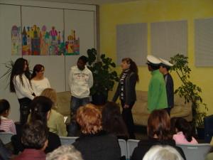 LeiTa Tübingen Theater März 2008 - Szene