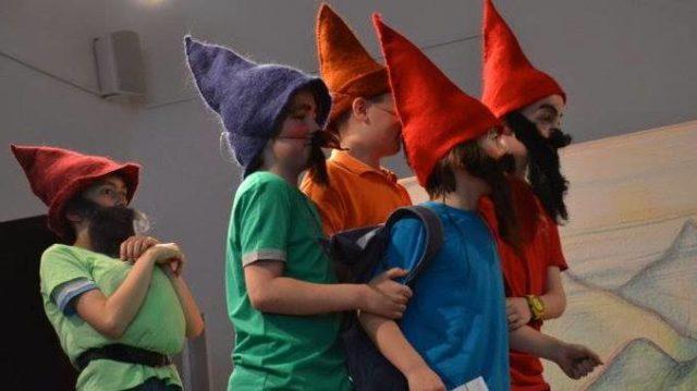 märchen verrückt verdreht  ein neues kindertheaterstück